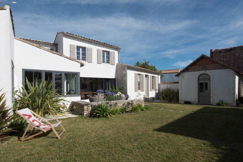 Location Ile De Re Grande Maison De Charme Haut De Gamme Au Calme
